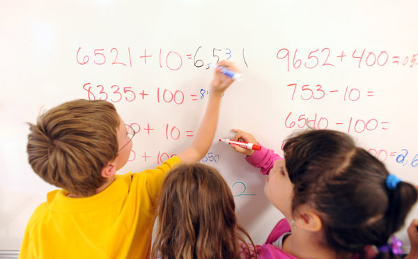 Elementary School Teachers' Biases Can Discourage Girls from Math and Science